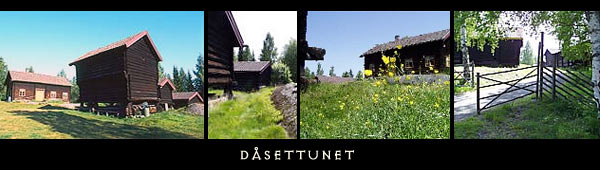 Dåset historical farmstead