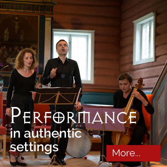 Performance in authentic settings